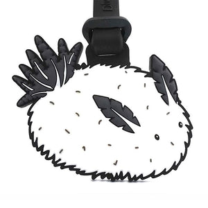 Bunny Nudi Luggage Tag