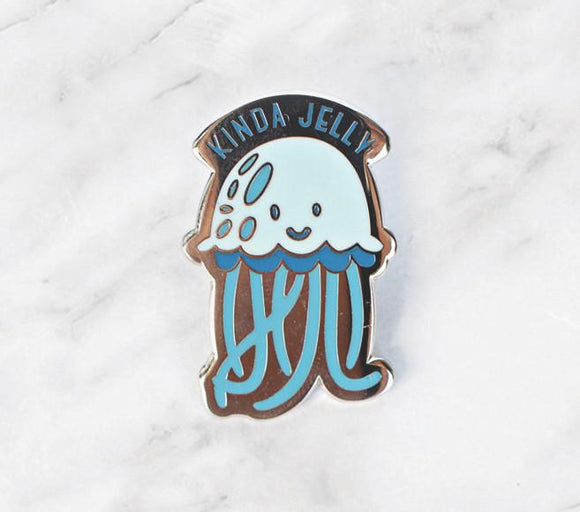 JELLY ENAMEL PIN