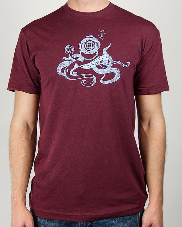 T-Shirt Octodiver
