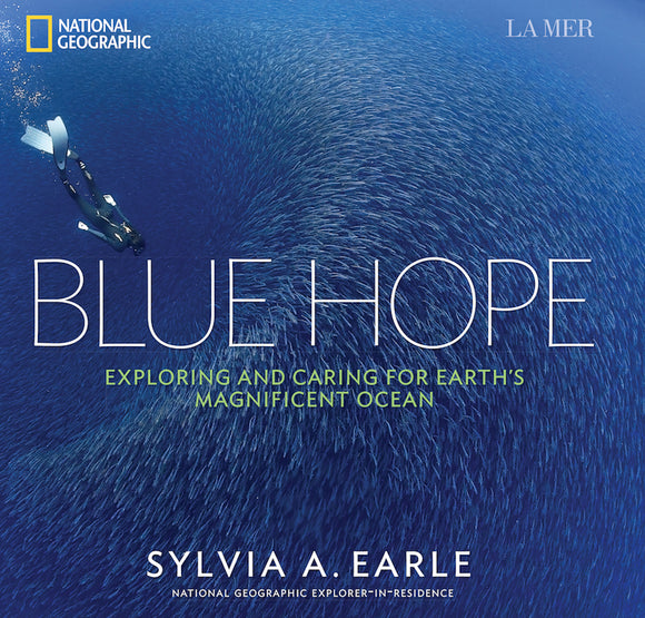 Blue Hope Book by Sylvia Earle