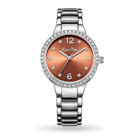 Women Steel Band Watches