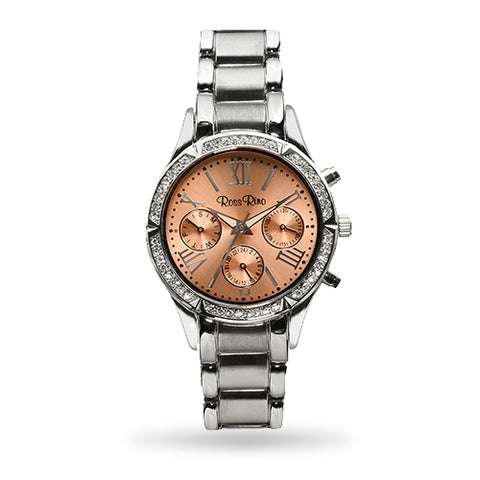 The Pegasus - Elegant Silver Multifunction Ladies