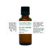 black pepper essential oil in bottle