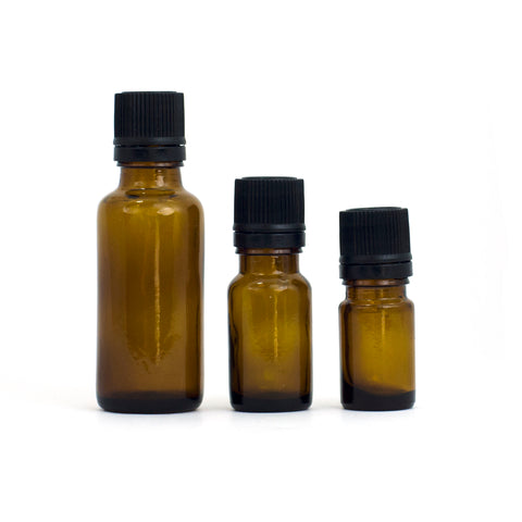 essentialaura amber glass bottles