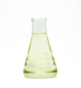 key lime essential oil in beaker