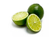 sliced key limes