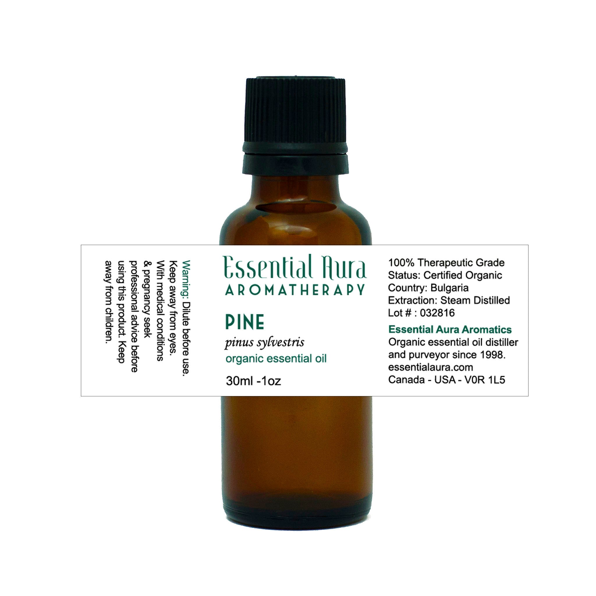 Essential Aura Pine Essential Oil