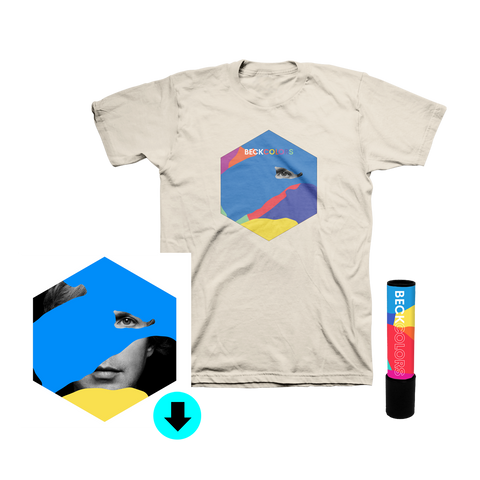 Colors Digital + Tee + Kaleidoscope - Beck