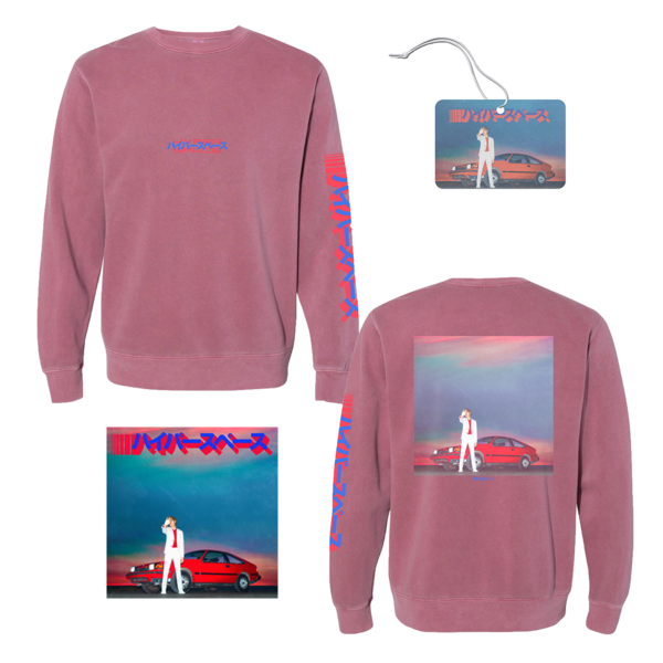 Hyperspace + Crewneck + Air Freshener