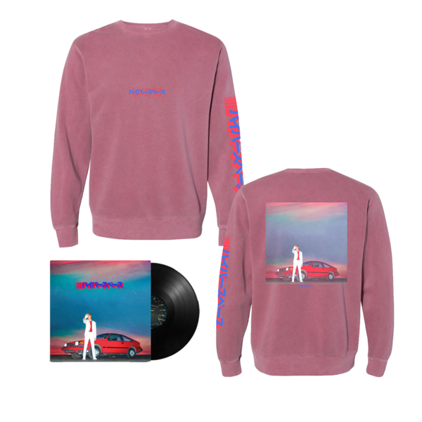 Hyperspace + Crewneck - Beck
