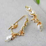 Pearl Dangle Earring