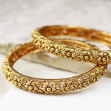 Antique Bangle Pair