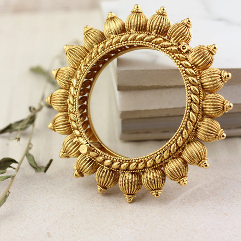 Tribal Statement Bangle