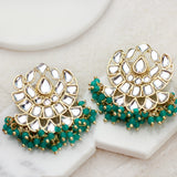 Statement Drop Earring