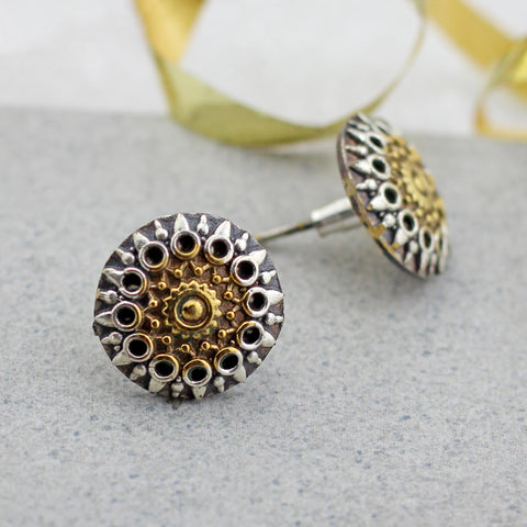 Tribal Stud Earring