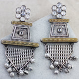 Tribal Drop Earring