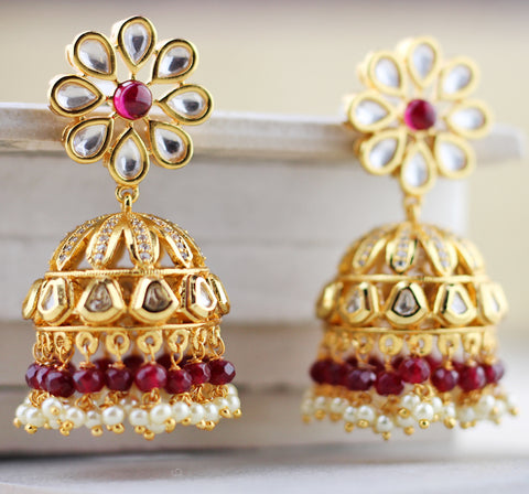 Statement Bridal Jhumke