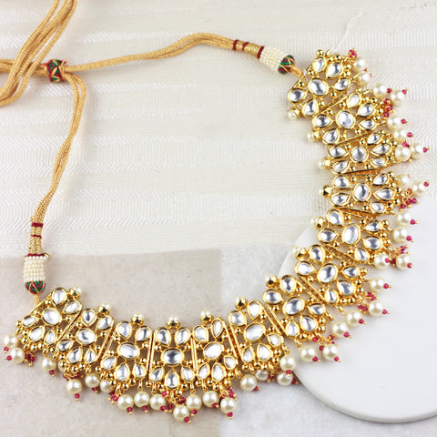 Statement Kundan Necklace