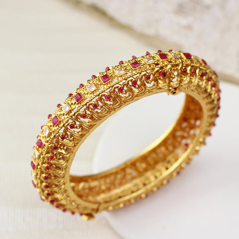 Statement Studded Bangle