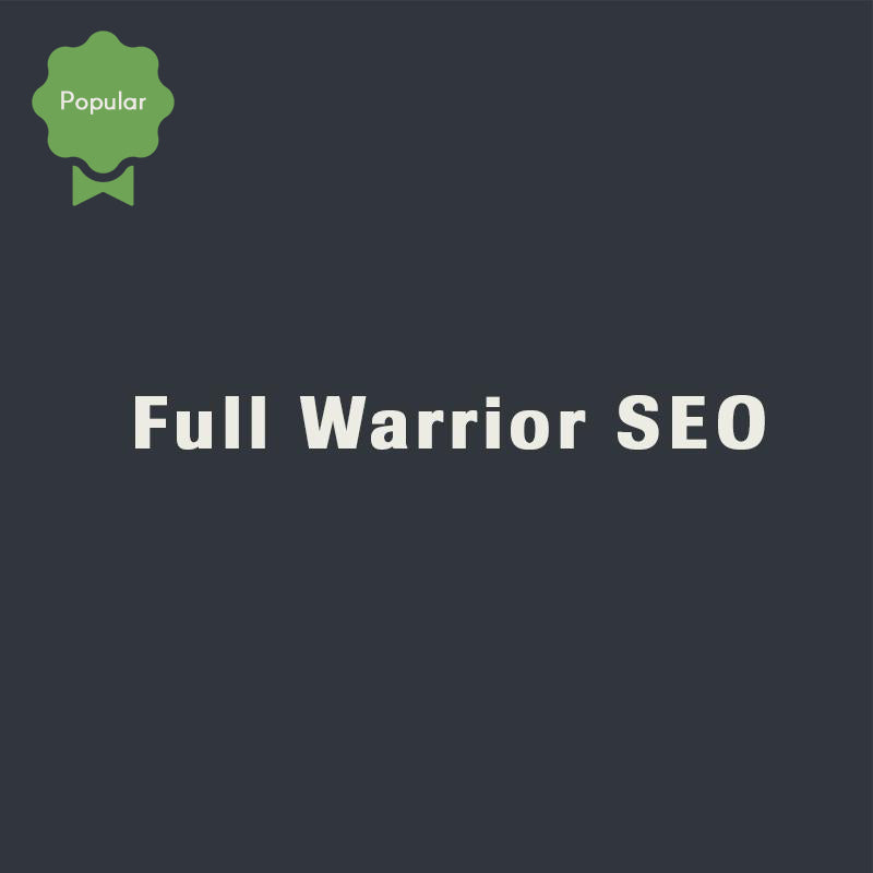 Full Warrior SEO