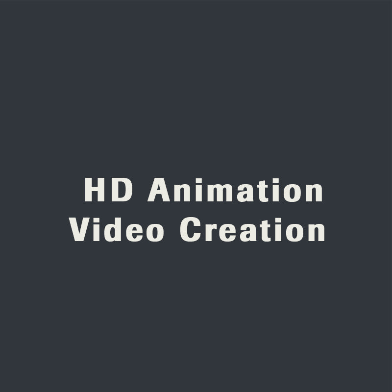 Animation HD Video Creation