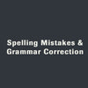 Spelling Mistakes And Grammar Correction