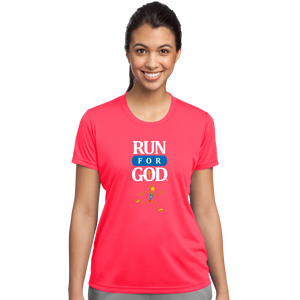 Ladies Competitor Tee
