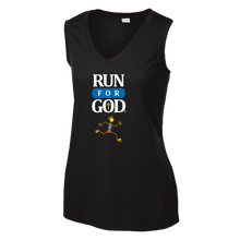 Ladies Competitor Tee Sleeveless