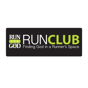 Run Club Car Decal