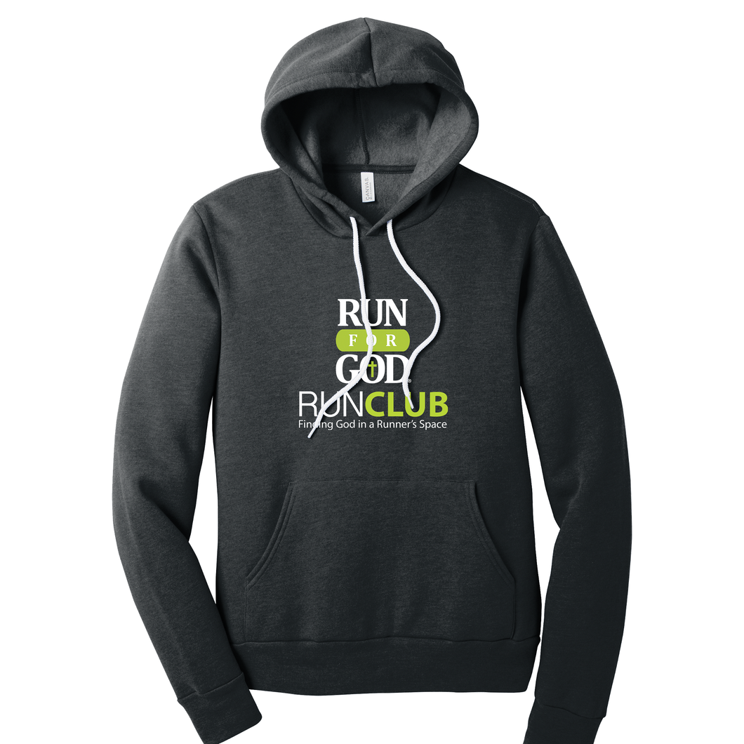 Run Club Fleece Hoodie