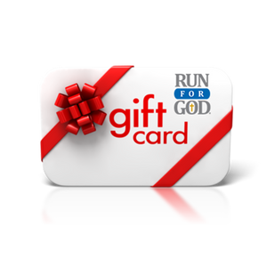 Run for God Gift Card