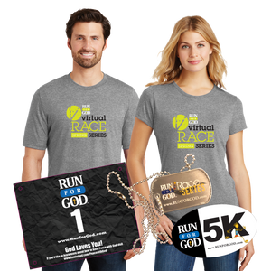 2019 Run for God Virtual Spring Race