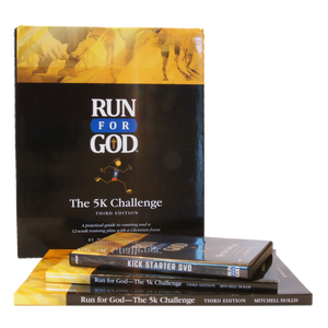 The Run for God 5K Challenge - Instructor Kit