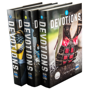 Devotions Three Volume Set