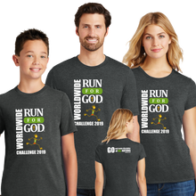 Worldwide Challenge 2019 Tee/Book Bundle
