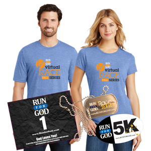 2019 Run for God Virtual Fall Race