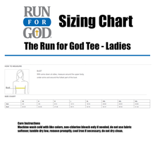 2019 Run for God Virtual Summer Race