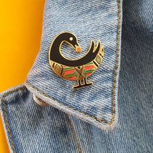Sankofa Bird Enamel Pin