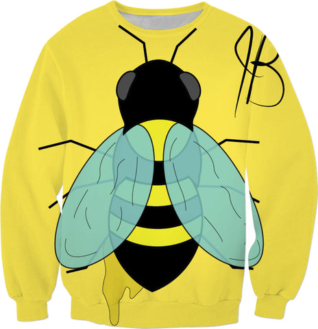 Pollinated - Long Sleeve Sweatshirt
