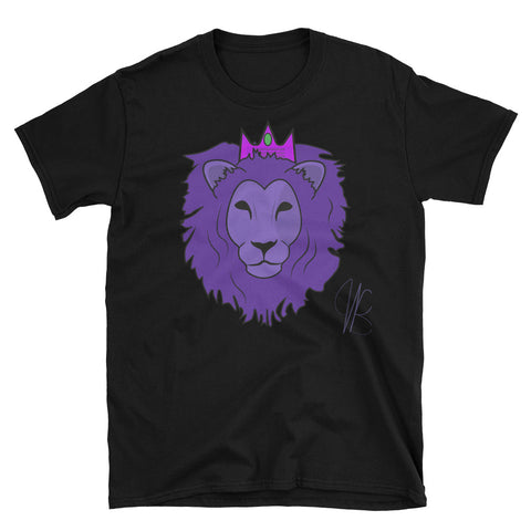 King Lion - Short-Sleeve Unisex T-Shirt