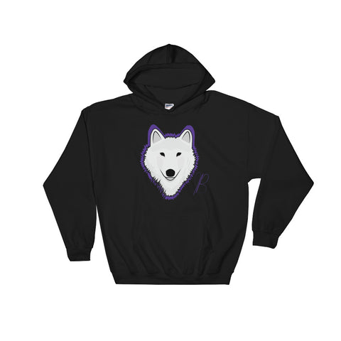 Lone Wolf - Hooded Sweatshirt