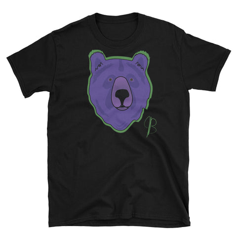 Big Bear - Short-Sleeve Unisex T-Shirt