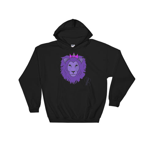 King Lion - Hooded Sweatshirt