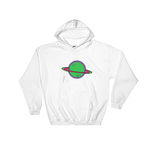 Lucid Planet - Hooded Sweatshirt