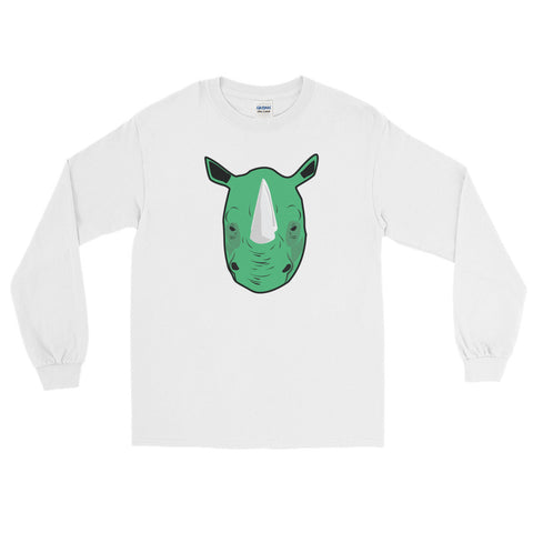 Rampage Rhino - Long Sleeve T-Shirt