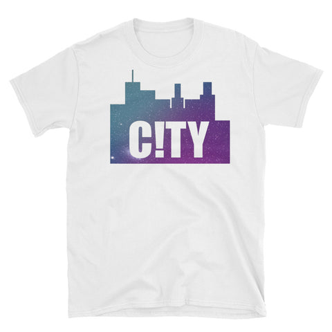 C!TY - Short-Sleeve Unisex T-Shirt