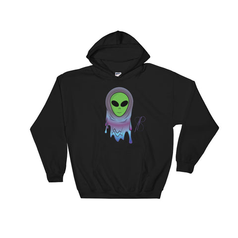 Spaced Out - Hooded Sweatshirt