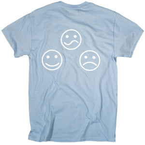 Sky Blue Borderline Tee