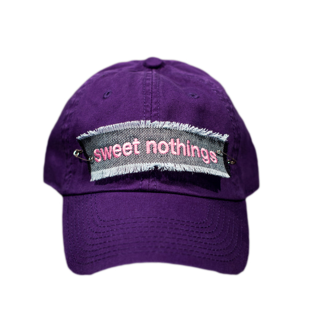 Purple Prototype Cap