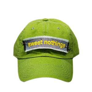 Green Prototype Cap